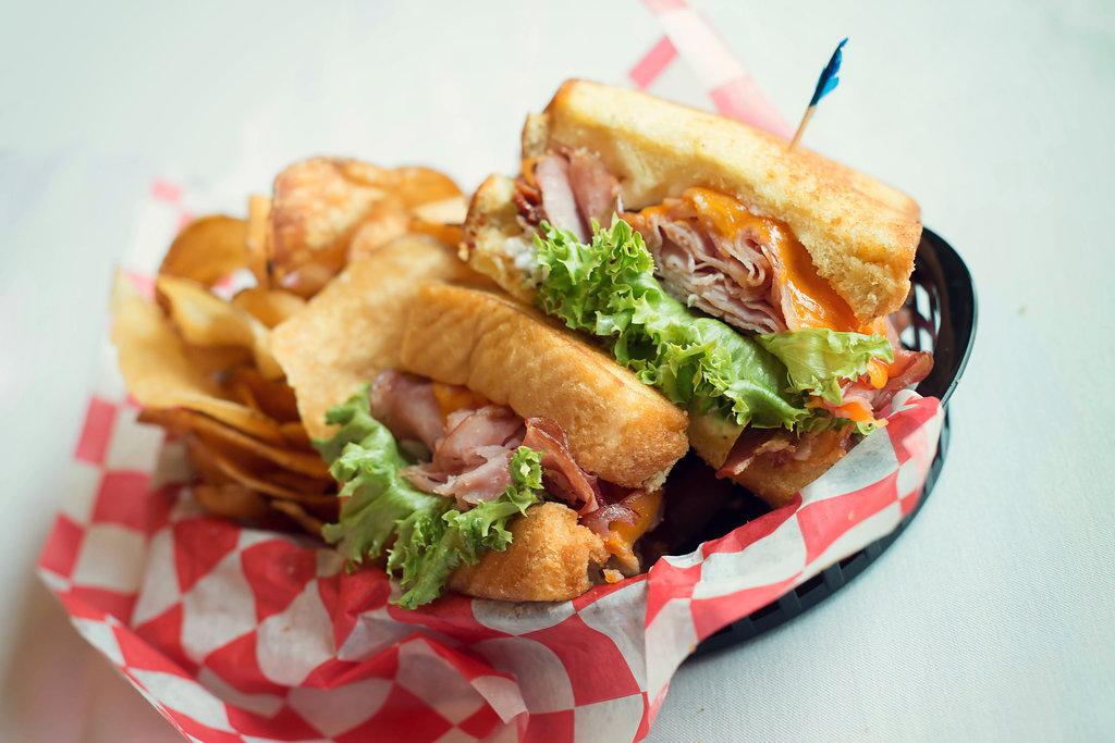 Lake Michigan Hills Sandwich