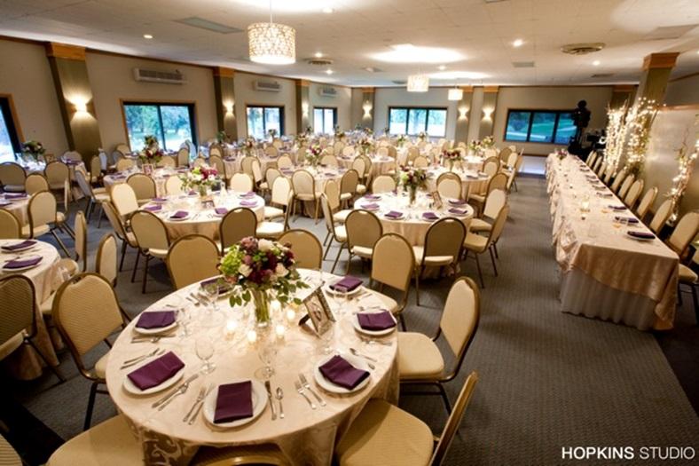 Lake Michigan Hills Wedding Room